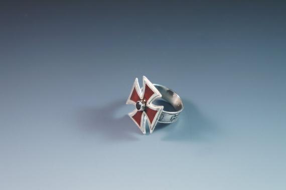Templar Knight's Ring