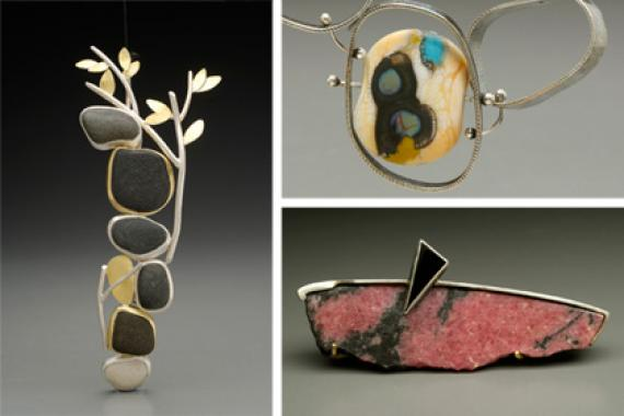 Jewelry by Paulette Werger